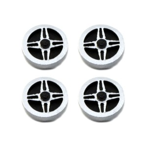 PCS Wheel Inserts 9.6mm RS 4-Spoke