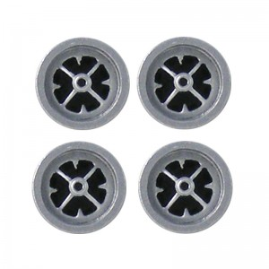 PCS Wheel Inserts 11mm Rostyle