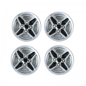 PCS Wheel Inserts 10mm RS4 Spoke