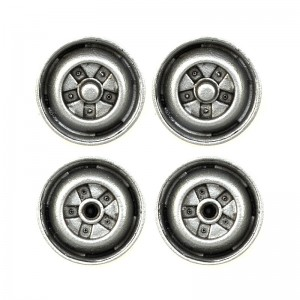 PCS Wheel Inserts 12mm Classic Nascar