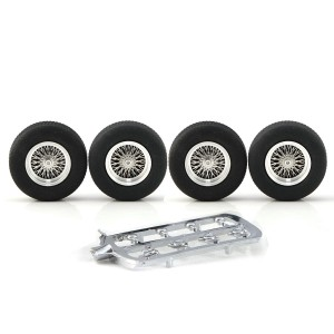 PCS Classic 15'' Spoked Alloy Wheel Set-4d