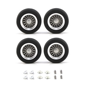 PCS Classic 19'' Spoked Alloy Wheel Set-5