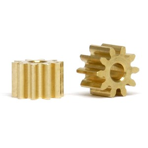 Slot.it Brass Pinion 10 Teeth 6mm PI6010O