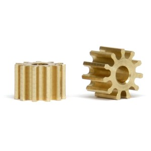 Slot.it Brass Pinion 11 Teeth 6mm PI6011O