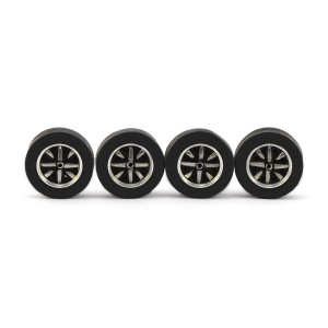Penelope Pitlane Clubman 13'' Alloy Wheel Set-1a