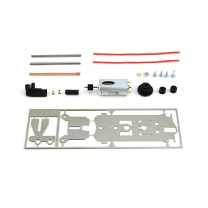 Penelope Pitlane SM1S Chassis Kit 67-75mm with Running Gear
