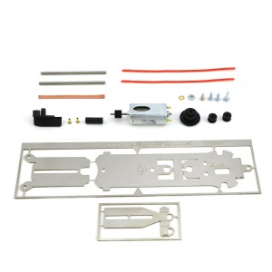 Penelope Pitlane SM1L Chassis Kit 88-116mm with Running Gear