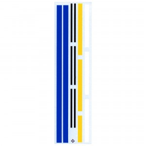 Penelope Pitlane Striping Decals
