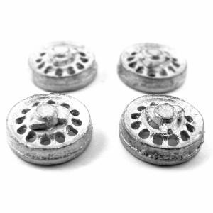 Penelope Pitlane Classic Wheel Inserts 11.8mm - Dunlop 3 Ear