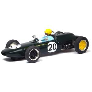 Penelope Pitlane 1962 Lotus 24 BRM