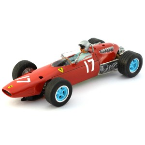 Penelope Pitlane 1964 Ferrari 1512