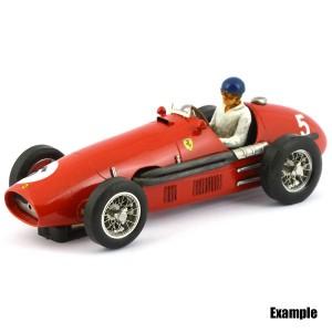 Penelope Pitlane 1953 Ferrari 500