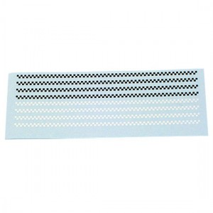 PSR Chequered Striping Decals PSR-D04