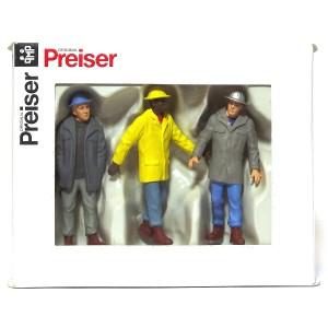 Preiser Steeplejacks Set-1 PZ-63051