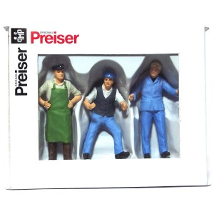 Preiser Delivery Men PZ-63060