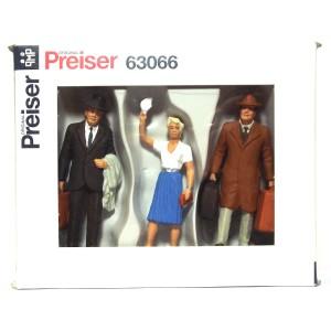 Preiser Passengers Set-1 PZ-63066