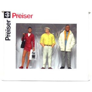 Preiser Passers-by Set-2 PZ-63076