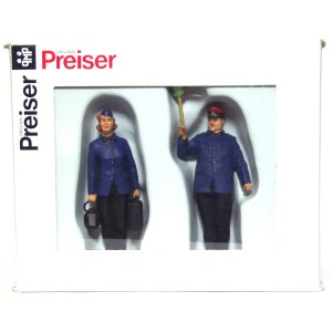 Preiser Railway Personnel Set-2 PZ-63085