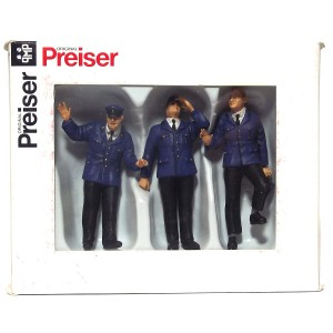 Preiser Railway Personnel Set-3 PZ-63094