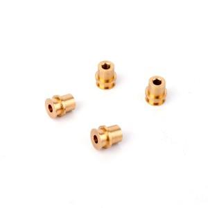 SRC Long Brass Axle Bushings x4