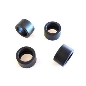 SRC MTX100 Black Pat Tyres 17.6x10.3