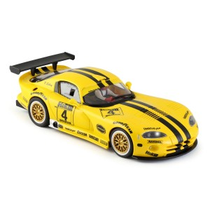 RevoSlot Chrysler Viper GTS-R Yellow No.4