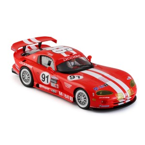 RevoSlot Dodge Viper GTS-R Red No.91