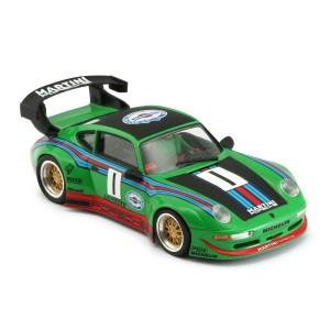 RevoSlot Porsche 911 GT2 No.1 Martini Green