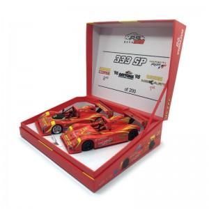 RevoSlot Ferrari 333 SP Momo Daytona Twin Pack