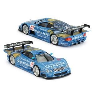 RevoSlot Mercedes CLK GTR Original Twin Pack