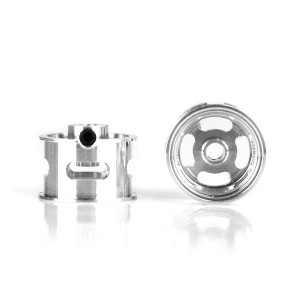 RevoSlot Rear Racing Light Aluminium Wheels