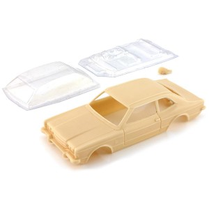 Ford Cortina MK3 Resin Kit