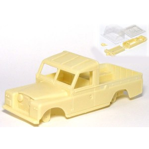Land Rover Series 1 Pick-up Resin Kit RSB31