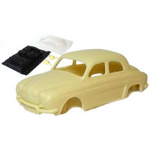 Renault Dauphine Resin Kit RSB46