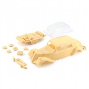 Citroen Traction Avant Resin Kit