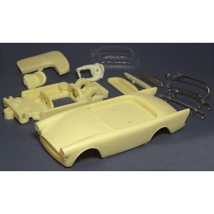 Sunbeam Alpine Detailed Resin Kit RSB72