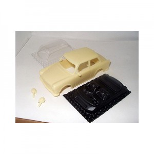 Trabant Resin Resin Kit RSB77