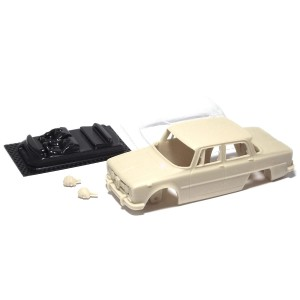 Alfa Romeo Police Resin Kit RSB78