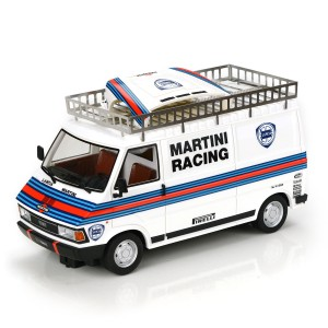 Avant Slot Van Fiat 242 Van Martini Racing