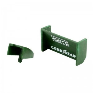 RUSC C131 Rear Aerofoil & Air Box Green March