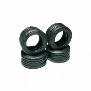 RUSC Small Super Slix Treaded Tyres