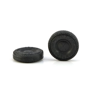 RUSC Tinplate Tyres x2