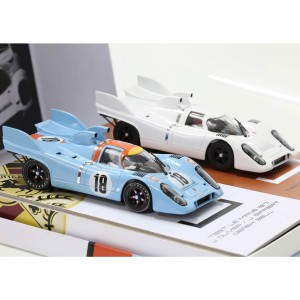 Slotwings Porsche 917K Resin Test Le Mans 1971