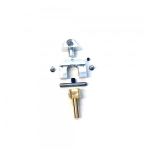 BRM 512 + P917 Bi-Directional Joint + 2.5mm pin + Guide Holder