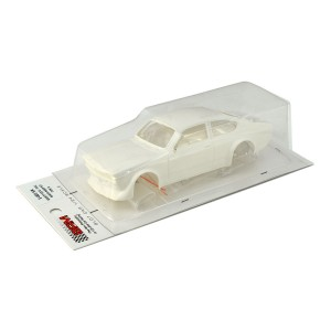 BRM Opel Kadett GT/E White Body Kit A - 1:24th Scale