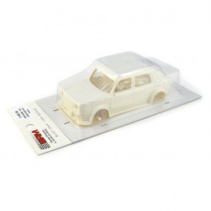 BRM Simca 1000 White Body Kit B - 1:24th Scale