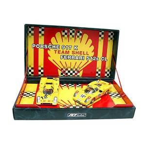 Fly Ferrari 512S & Porsche 917K Team Shell Set (S24-96065) S24-96065