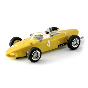 Super Shells Ferrari 156 F1 1961 Kit Yellow