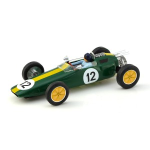 Super Shells Lotus 25 F1 1963 Kit Green
