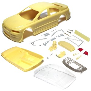 Volvo S60 Team Muehlner 2004 Unpainted Kit